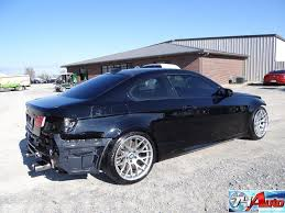 2011 BMW M3 Salvage Repairable for sale