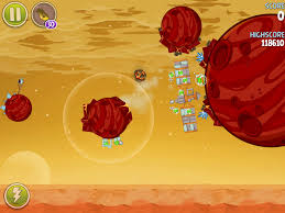 Red Planet 5-18 (Angry Birds Space) | Angry Birds Wiki