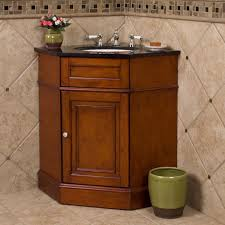 Corner Bathroom Vanity Units
