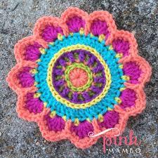 Circle Crochet Pattern Custom Ideas