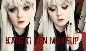 kaneki ken cosplay makeup tutorial max oliver you