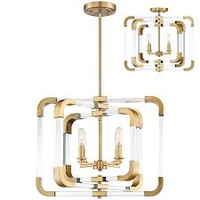 savoy house 6 1662 4 322 rotterdam contemporary warm brass mini chandelier lighting loading zoom