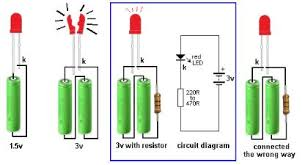 9v led wiring diagram flashing led circuit diagram using timer ic led wiring diagram v diagram led projects eletronica