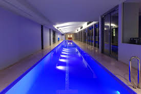 residential indoor lap pool. Adorable The Ultimate Luxury A Sunset Indoor Lap Pool And Spa Residential Design Project Strathfield O