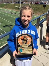 EverythingCroton: HOLY NAME OF MARY KNIGHTS OF COLUMBUS FREE THROW CONTEST  2018, FINAL RESULTS, CONGRATS AVA ANDREWS