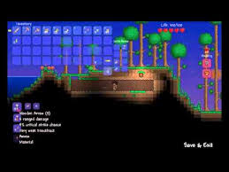 Lets Play Terraria Part 3 | Meh Fireplace - YouTube