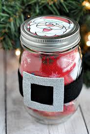 cute gift idea this santa belt jar is a darling gift for a friend