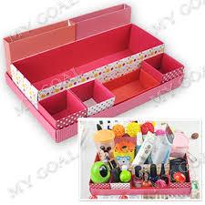 makeup storage box diymakeup vidalondon