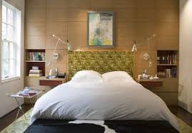 bedside sconce lighting. view in gallery simple sconce make reading the bed a comfortable delight bedside lighting e