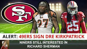 BREAKING NEWS: 49ers Sign CB Dre ...