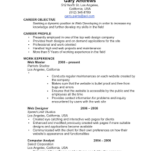 Mock Resume College Interview Resume Sample Job Example Questions Campus 90