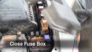 replace a fuse 2000 2004 toyota avalon 2000 toyota avalon xls 3 0l v6 2008 toyota avalon fuse diagram 6 replace cover secure the cover and test component