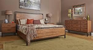 Belfort Basics Affinity Queen Bedroom Group - Item Number: 710 Q Bedroom  Group 1