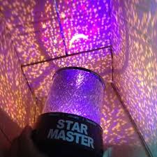 star sky romatic gift cosmos star master projector led starry night light lamp s all new tomtop