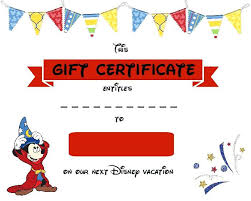 Printable Gift Certificate Templates Print Certificates Online