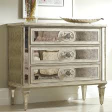 modern mirrored furniture. Mirrored Furniture Toronto Hooker Living Room Accents 3 Drawer Antique Chest Black . Modern H