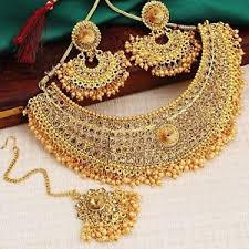 image is loading new indian jewelry bollywood wedding gold plated necklace