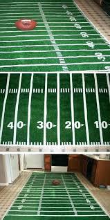 football field rug football field rug man cave decor ideas for small es that will rock football field rug