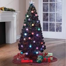 Green Fiber Optic Christmas Tree Light On Black Background Stock Black Fiber Optic Christmas Tree