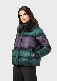 Женская верхняя одежда, пальто и куртки | Emporio Armani