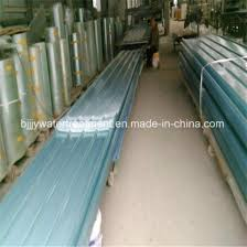 fiberglass roofing corrugated sheet for green houses corrugated roof panel