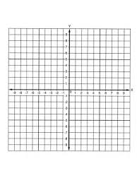 Graph Paper Stickers Numbered Axis