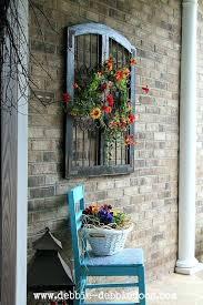 diy outdoor wall art outdoor wall decor fresh decoration outdoor wall art decor for metal
