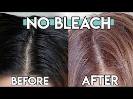 DIY At Home HAIR DYE, I Used a BOX DYE to go from DARK To LIGHT , NO BLEACH  METHOD - YouTube