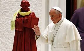Image result for Photos mARTIN lUTHER WITH pOPE