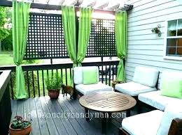 apartment deck privacy ideas for patios outdoor patio using apartment patio privacy unique ideas outdoor balcony