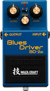 BD-2W | BD-2W Blues Driver - BOSS