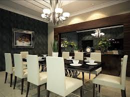 Popular Simple Home Dining Rooms House Room Interior Design - Modern interior design dining room