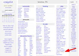 browse craigslist and other job boards