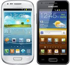 samsung galaxy s3 mini. perbandingan samsung galaxy s3 mini dan s advance via gadgetgaul.com