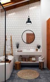 Best Bathroom Minimalist Grey Floors Ideas #bathroom ...