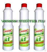 <b>Средство чистящее Санокс</b>-гель, 0.75 л, цена в Екатеринбурге ...