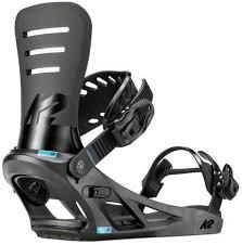 K2 Formula C 18 19 Snowboard Bindings