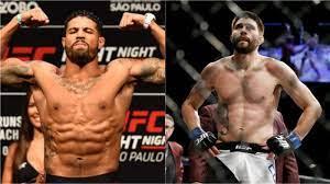 UFC 264: Carlos Condit vs Max Griffin ...