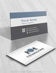 Exclusive Design Crest Lion Initials Logo Free Business Card
