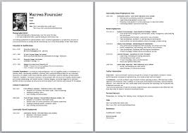 How To Create Resume 5 Make With Free Updated Choose Receptionist