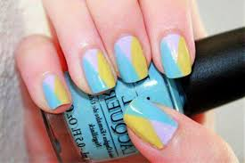 Nail Designs : Two Color Nail Art Designs The Simplicity of Two ...