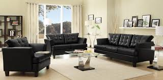 Fabulous Black Couch Living Room Designs