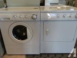 used front load washer and dryer. Fine Used Frigidaire Front Load Washer U0026 Dryer Set  Pair  USED In Used And S