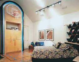 Basketball Bedroom Hoop Ideas