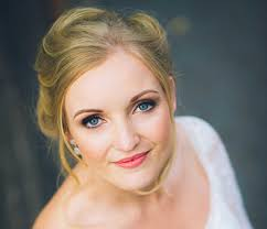 makeup and hair for an elopement wedding in nyc