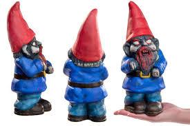 zombie garden gnome a reanimated lawn