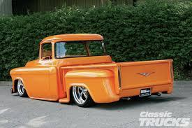 Truck chevy 1955 truck : 1955 Chevy Truck - Outrageous - Hot Rod Network