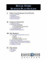 Vintage store business plan