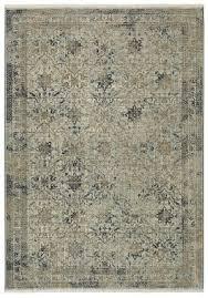 karastan titanium esperance seaglass area rug