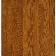 bruce natural choice 2 25 in gunstock oak solid hardwood flooring 40 sq ft
